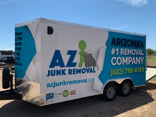 Arizona Junk Removal: 5115 N Dysart Rd, Litchfield Park, AZ