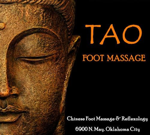 TAO Foot Massage