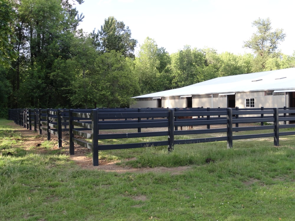 Paddock Fences, cross ties, and round pens  - Yelp