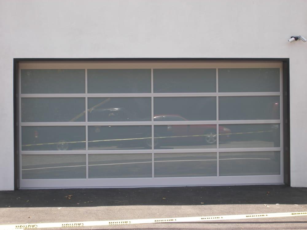 Photo Of Master Garage Doors Gates Tarzana Ca United States White