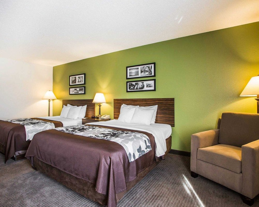 Sleep Inn & Suites: 4221 8th St South, Wisconsin Rapids, WI