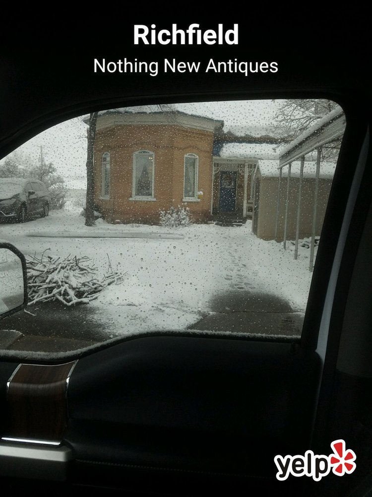 Nothing New Antiques: 359 S Main St, Richfield, UT