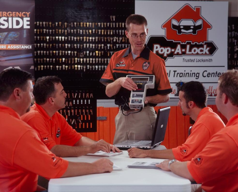 Pop-A-Lock Locksmith Of Raleigh