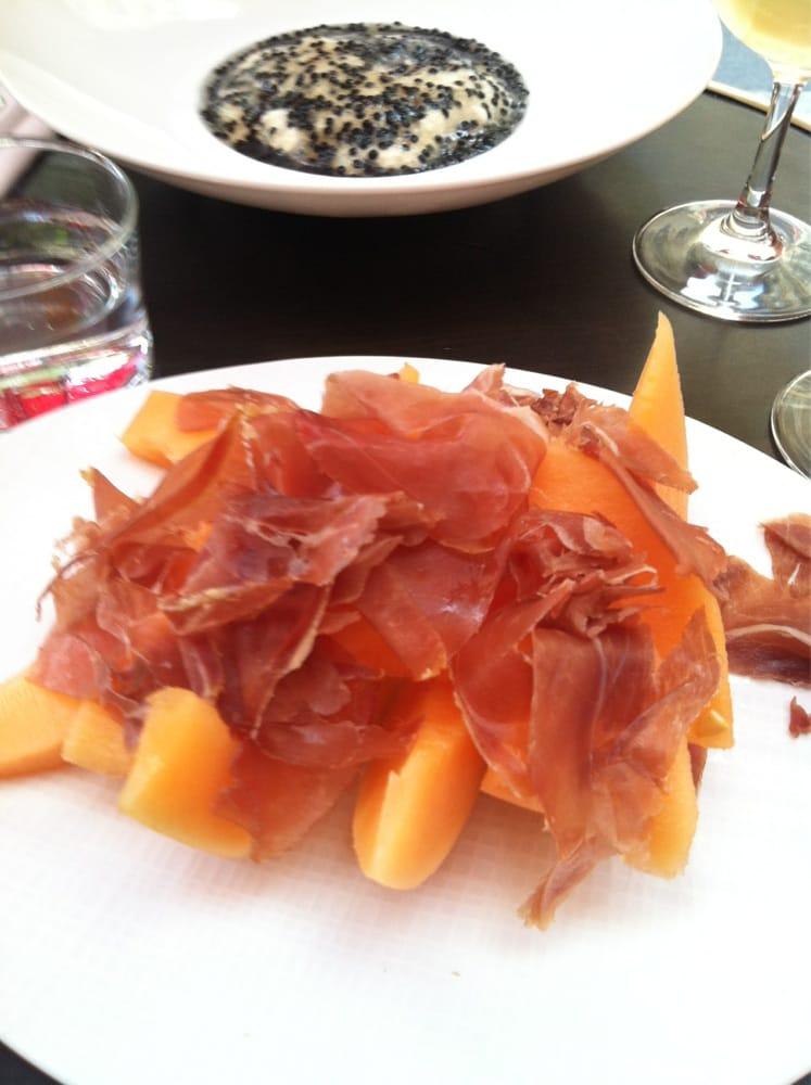 Jamon melon yelp - Le comptoir du relais restaurant reservations ...