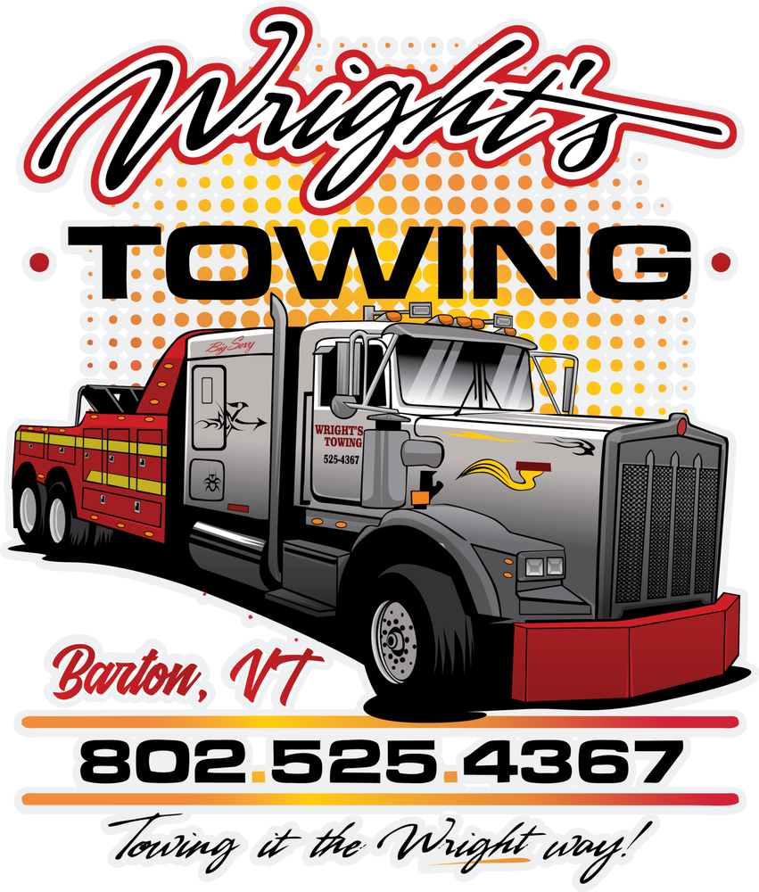 Wright's Towing: 875 Nault Rd, Barton, VT