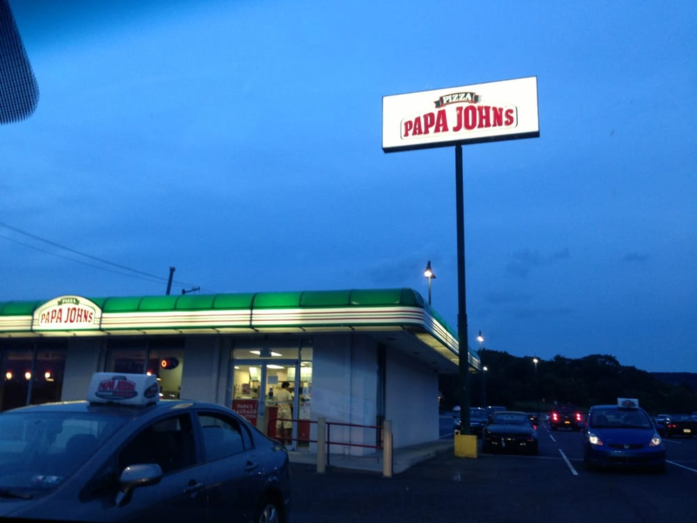 12 reviews of Papa John's Pizza