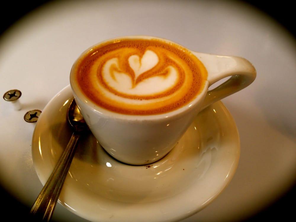 modern coffee