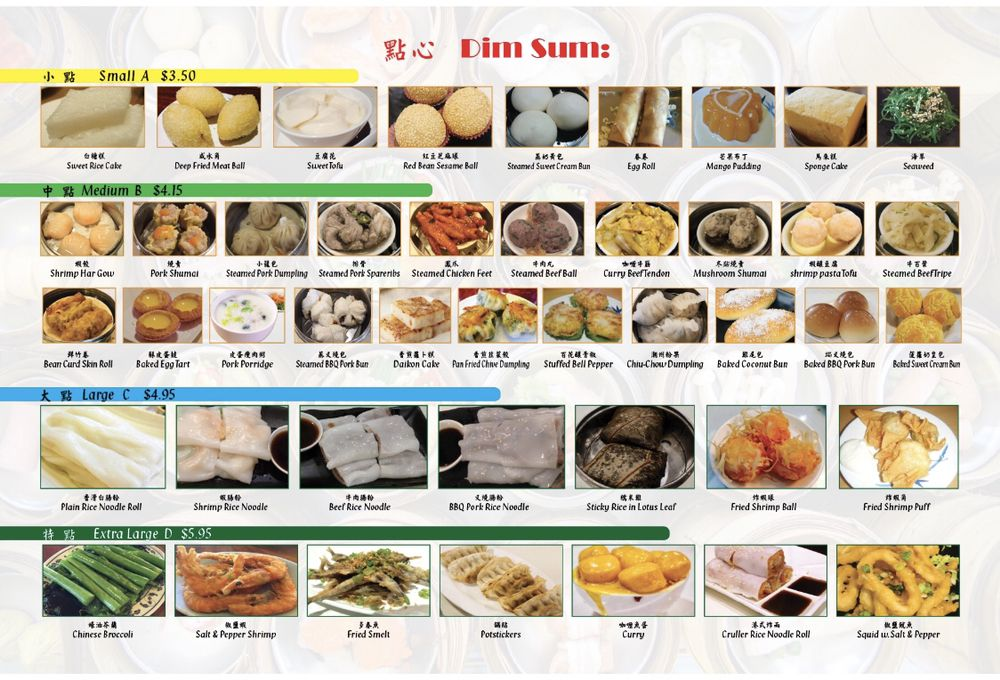 Food from IT DIMSUM