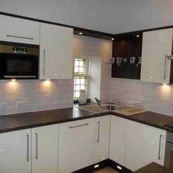 Photo Of Homeworld Design Scotland   Falkirk, United Kingdom. A Clientu0027s  Kitchen In Gloss