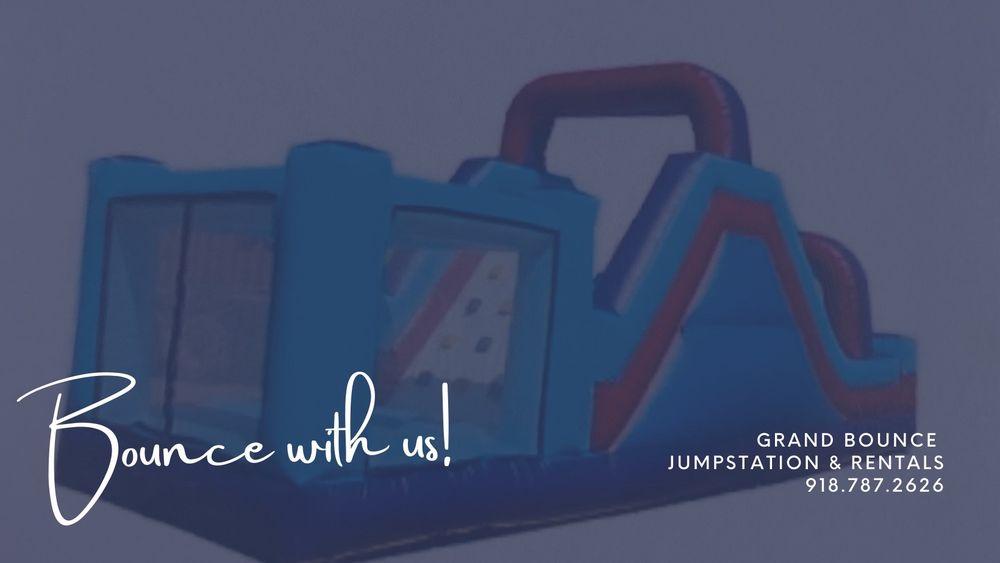 Jump Station Inflatables: 3659 Hwy 59 N, Grove, OK