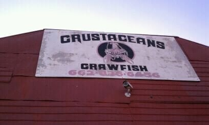 Crustaceans Crawfish & Catering: 724 S Davis Ave, Cleveland, MS