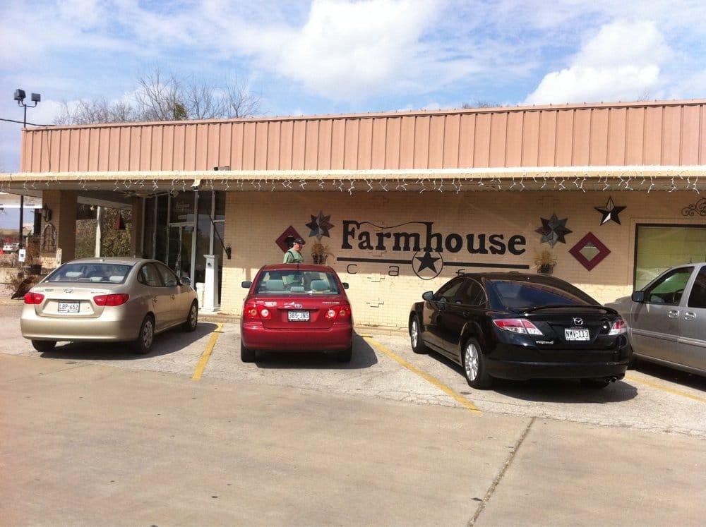 Farmhouse Cafe Huntsville Tx