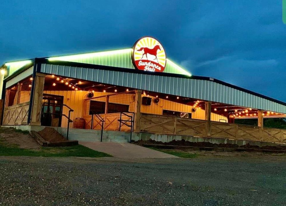 Sundance Hall: 27914 State Hwy 64, Canton, TX