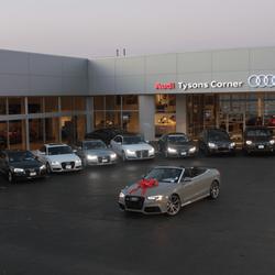 Audi Tysons Corner Photos Reviews Car Dealers - Audi of tysons corner used cars