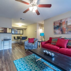 Photo Of The Oslo Apartments   Austin, TX, United States. Spacious Living  Spaces