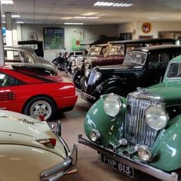Mathewsons Classic Cars Car Dealers Pickering Road Pickering