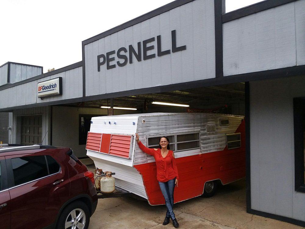 Pesnell Tire & Auto Care: 216 Cullman Rd, Arab, AL