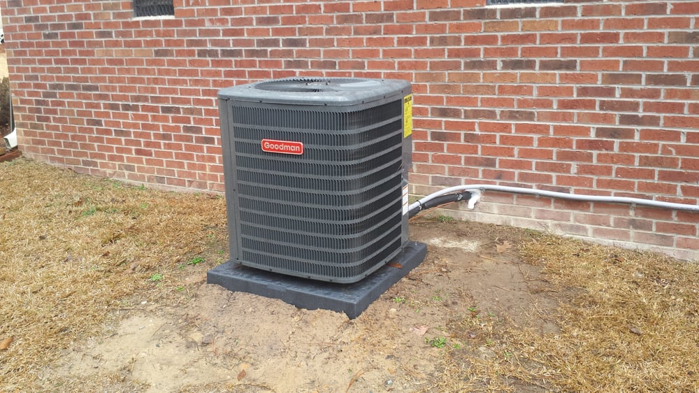 Ray's Heating & A/C: 914 Coldwater Dr, Fayetteville, NC
