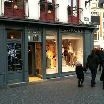 163531ae31a7 Caroll - Mode - 64 Place Gén De Gaulle, Centre, Lille - Numéro de ...