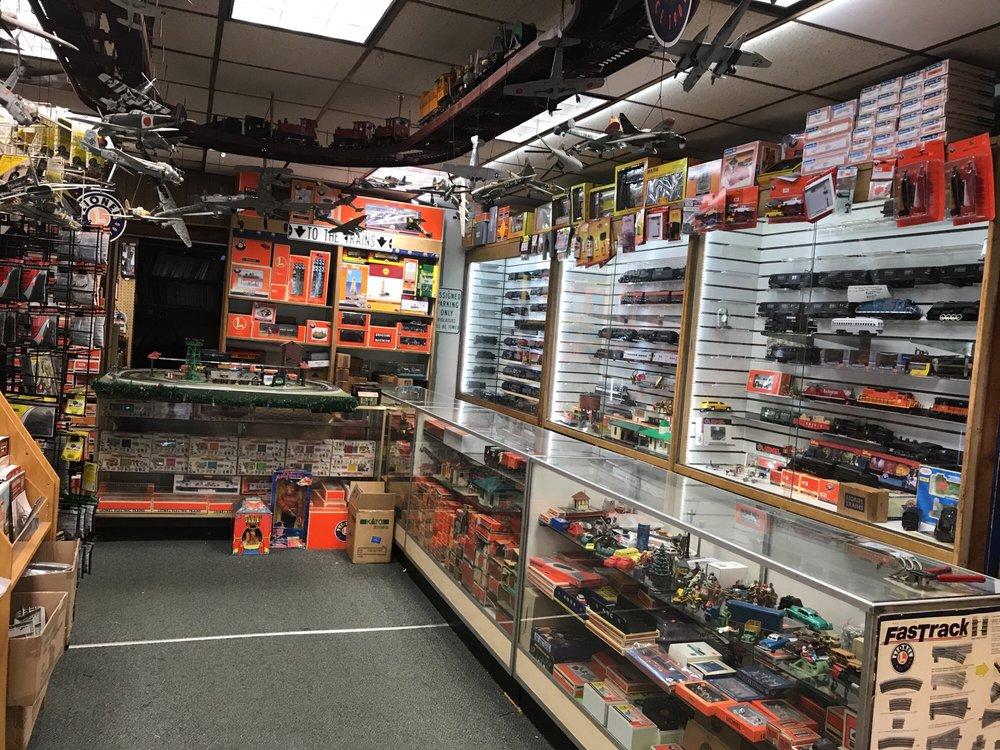 Ridgefield Hobby Shop