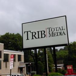 tribune review publishing company print media  cabin hill dr greensburg pa phone