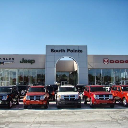Welcome To South Pointe Chrysler Jeep Dodge  Tulsa, Oklahoma   Yelp
