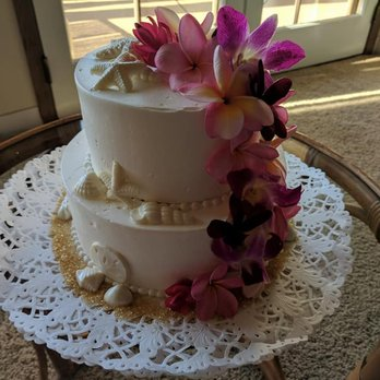 Photo Of Maui Wedding Cakes Kihei Hi United States Btm Layer