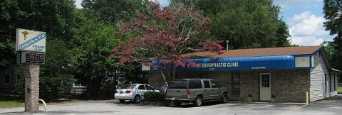 Stewart Chiropractic Clinic: 205 Silver Bluff Rd, Aiken, SC