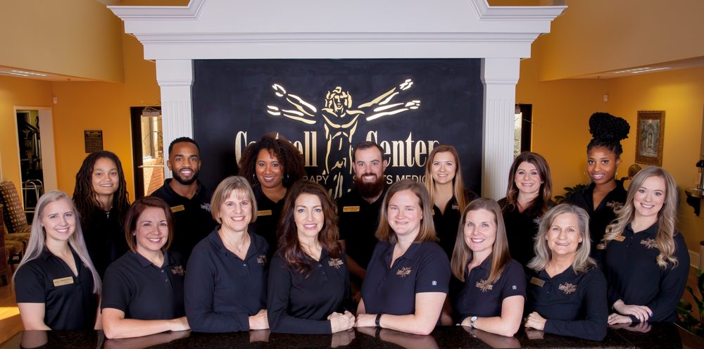 Cantrell Center for Physical Therapy: 405 Osigian Blvd, Warner Robins, GA