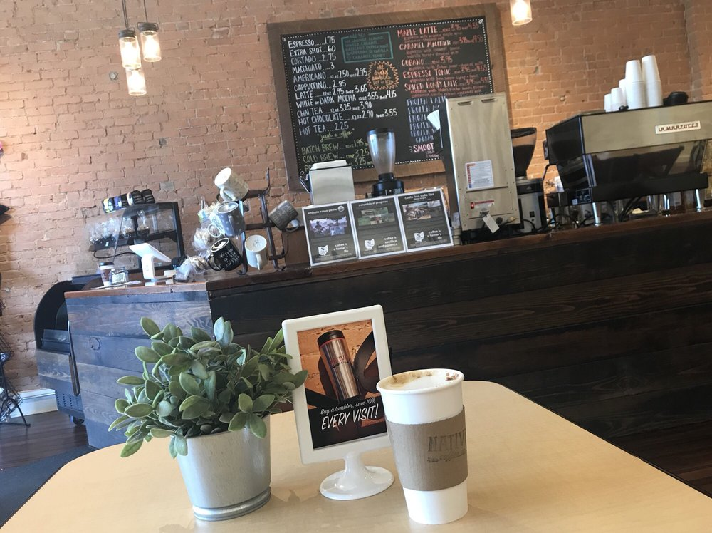 Native Coffee Co.: 200 West Columbus Ave, Bellefontaine, OH