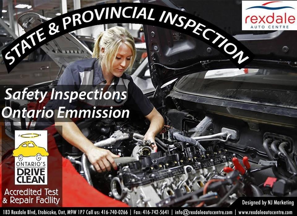 Rexdale Auto Centre - Auto Repair - 183 Rexdale Boulevard