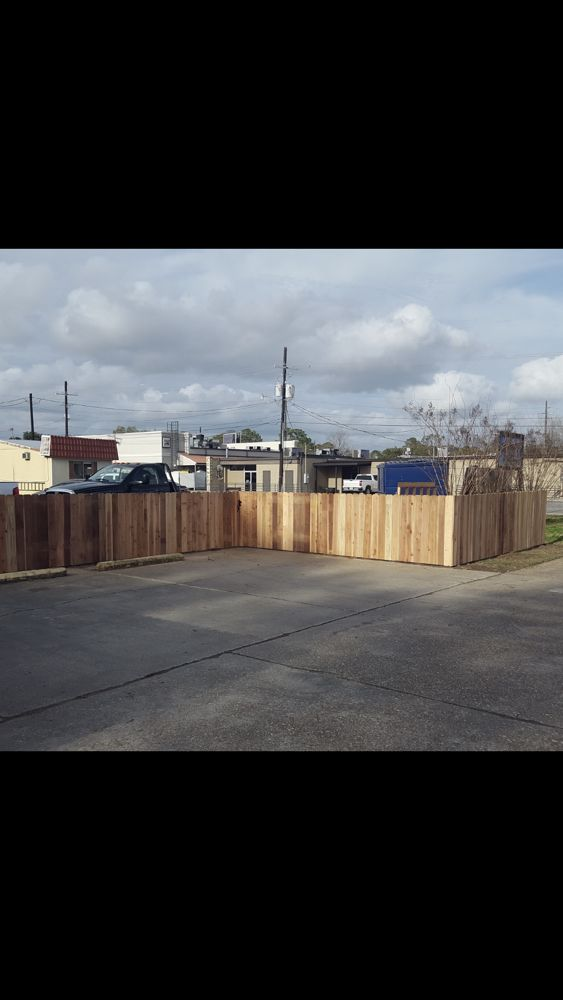 A-1 Security Fence: 3543 W Gloria Switch Rd, Scott, LA