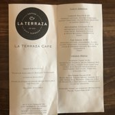 La Terraza Café Order Food Online 118 Photos 148