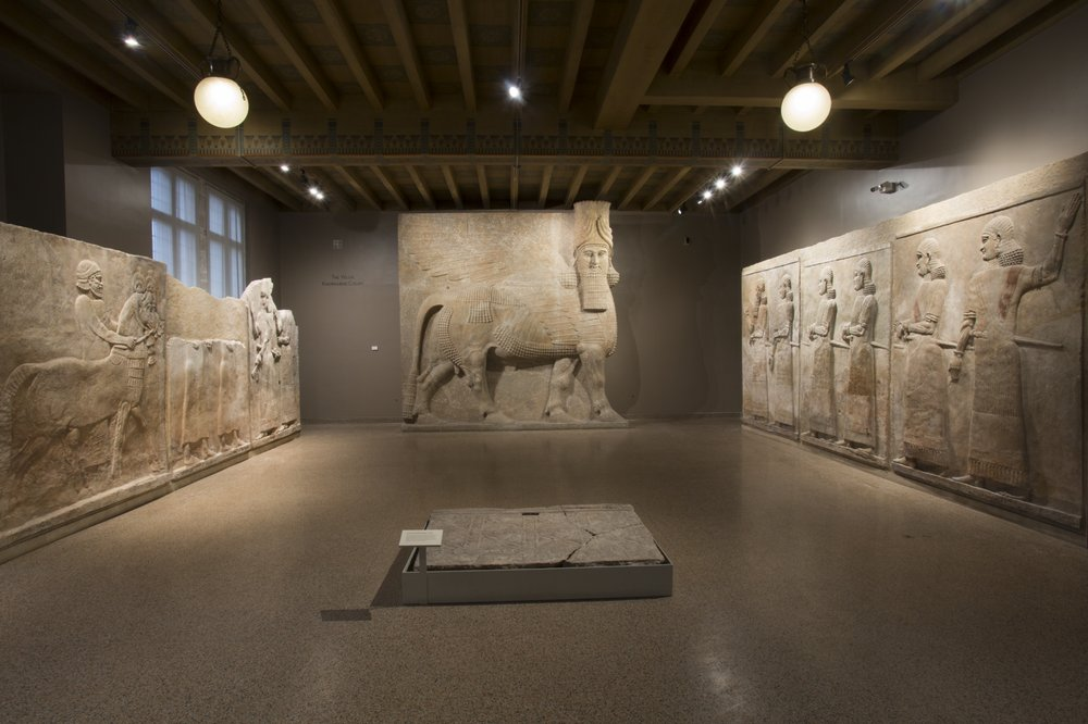 Oriental Institute Museum: 1155 E 58th St, Chicago, IL