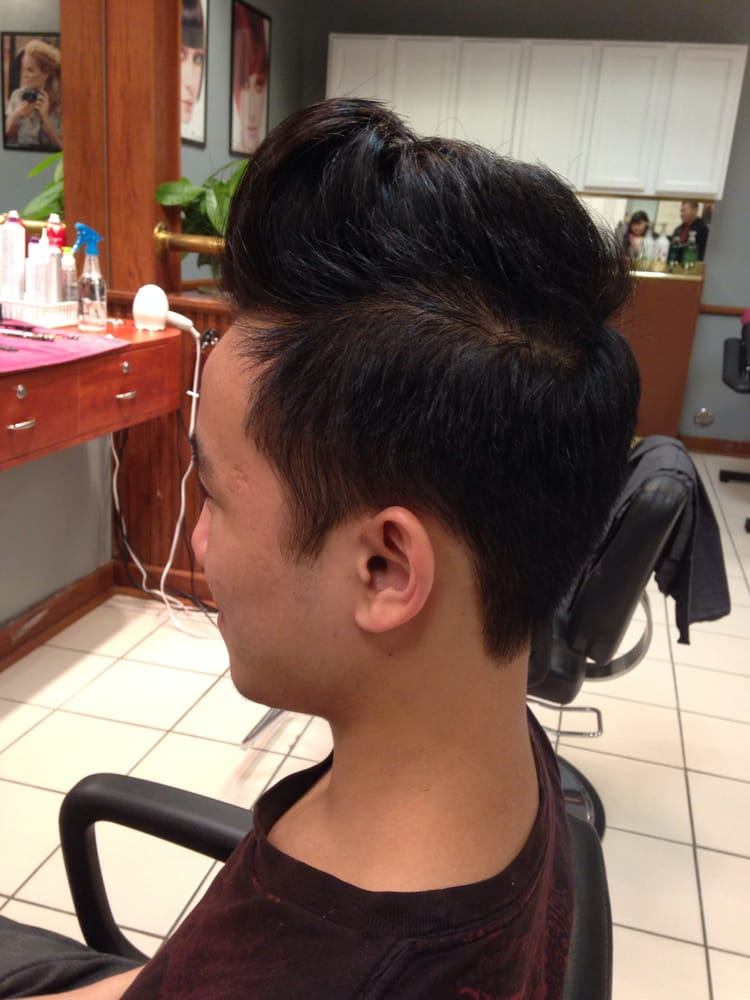 The Under Cut Men S Hottest Hair Cut Style Now Yelp