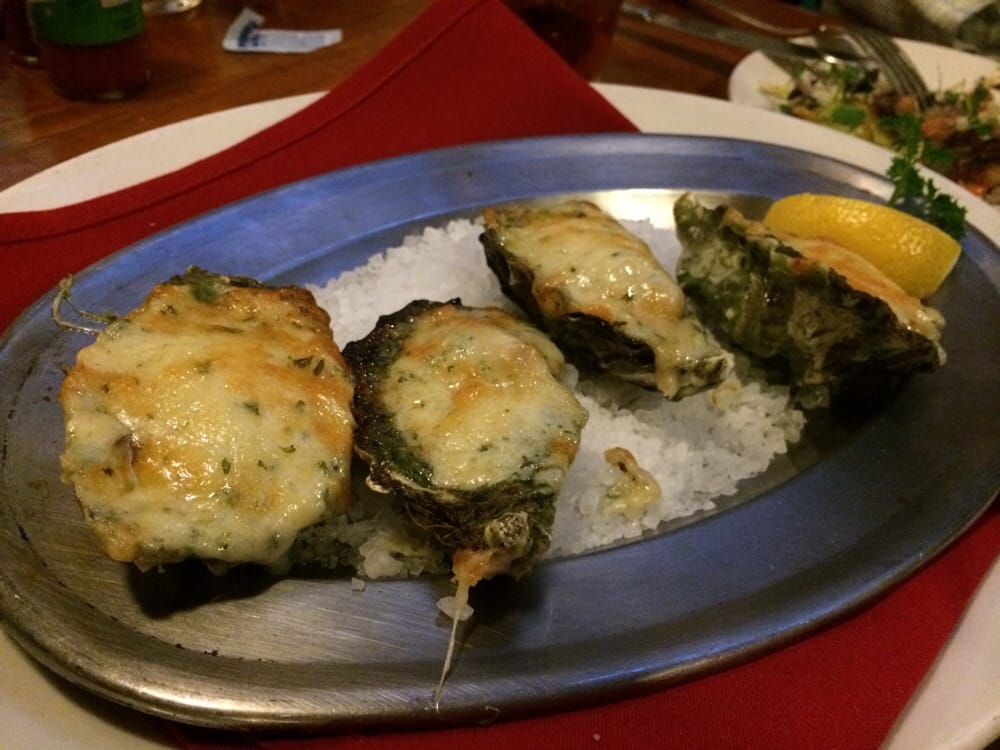Baked oysters rockefeller yelp for Fish market palo alto