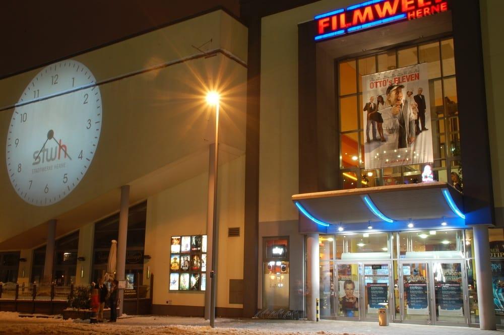 Filmwelt Herne - Cinema - Berliner Platz 7 - 9, Herne ...