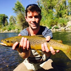 Salt lake fly fishing company 199 foto e 11 recensioni for Fly fishing salt lake city