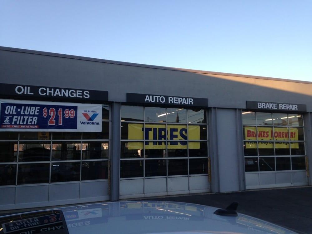 Mr Tire Auto Service Centers Auto Repair 204 Morgan St Durham