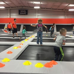Elevation Trampoline Park Photos Recreation Centers - Elevation here
