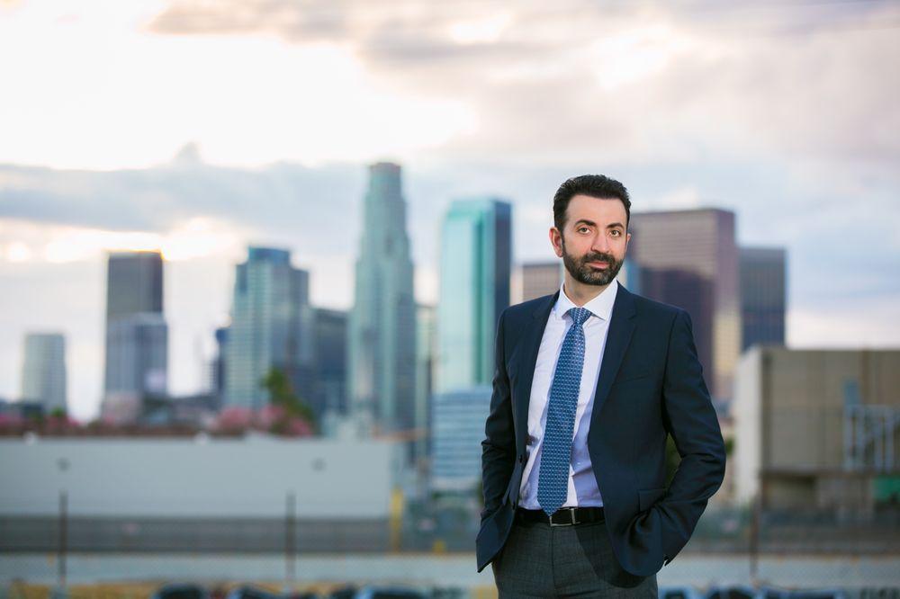 Glendale personal injury attorney Mr. Tony Pogosyan - Yelp