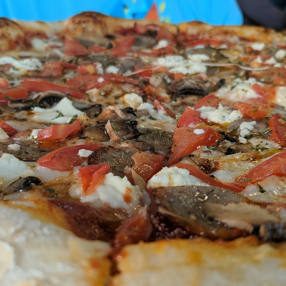 The Pizza Joint: 500 N Stanton St, El Paso, TX