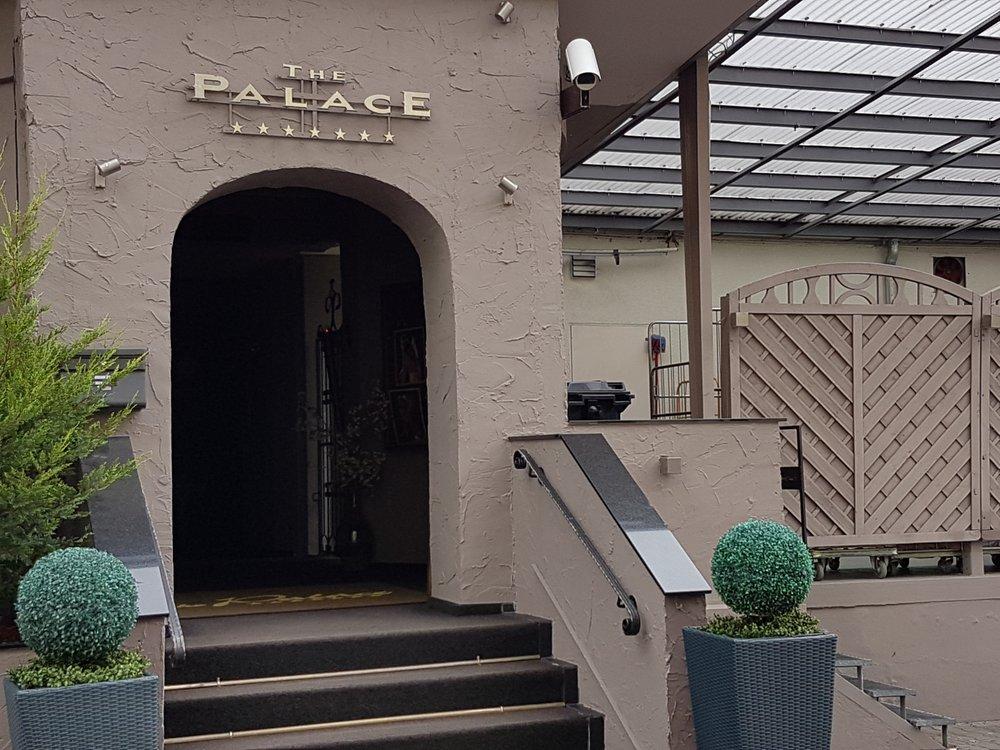 Club sauna frankfurt palace the TaxiFareFinder