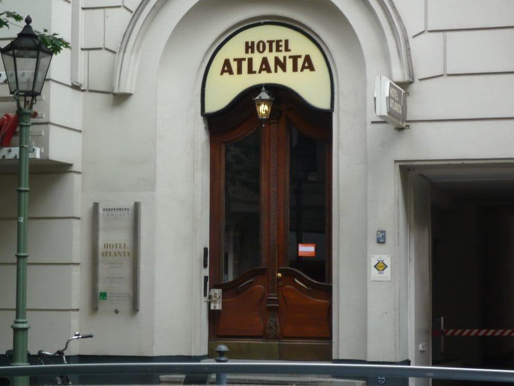 Hotel Atlanta Berlin Fasanenstr