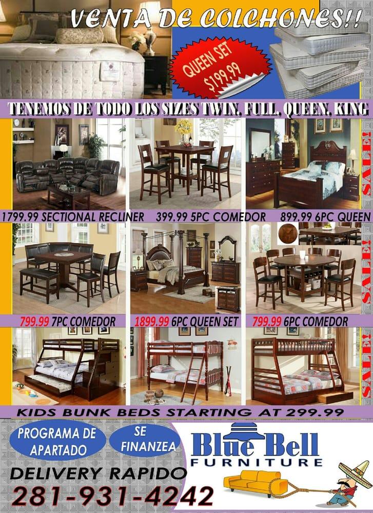 blue bell furniture
