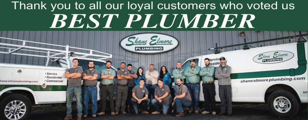 Shane Elmore Plumbing: 830 New Grove Rd, Smiths Grove, KY
