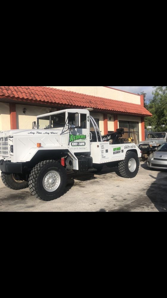 Xtreme Recovery and Transport: 26350 Old 41 Rd, Bonita Springs, FL