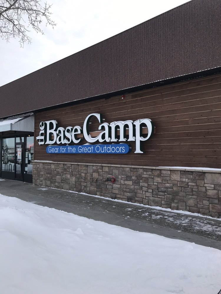 The Base Camp: 1730 Grand Ave, Billings, MT