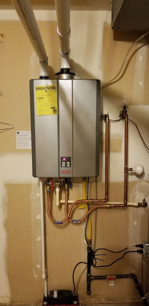 Complete Heating & A/C: 15627 SE 178th St, Renton, WA