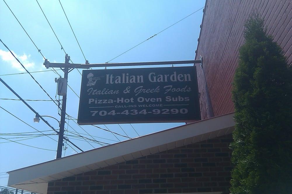 Outside sign yelp - Italian garden boiling springs nc ...